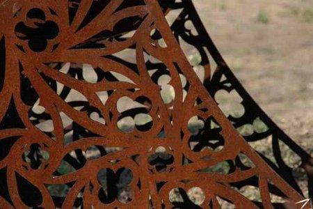 Gothic excavator sculpture. Изображение № 13.