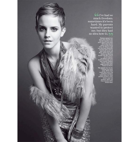 Новые съемки: Elle, Marie Claire, Vogue и другие. Изображение № 45.