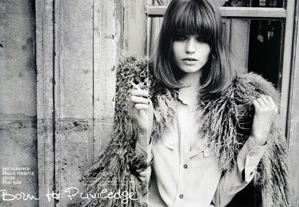5 новых съемок: Elle, Harper's Bazaar, Numero и Vogue. Изображение № 33.