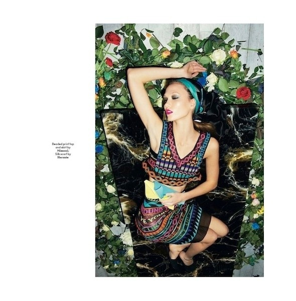 Изображение 3. Съемки: AnOther, POP, Vogue и другие.. Изображение № 3.
