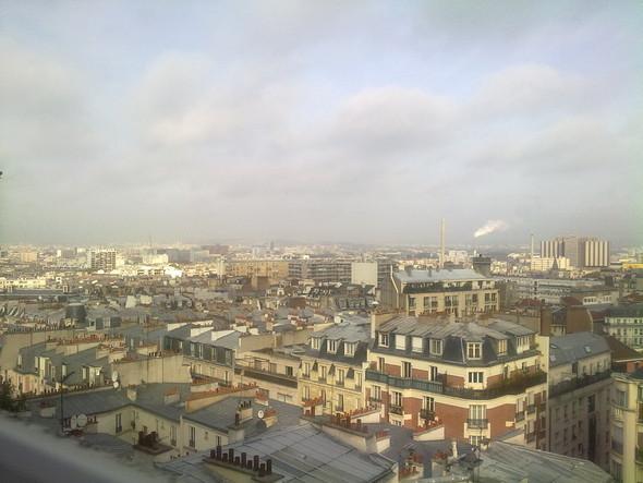 Пару слов о Париже. Изображение № 1.