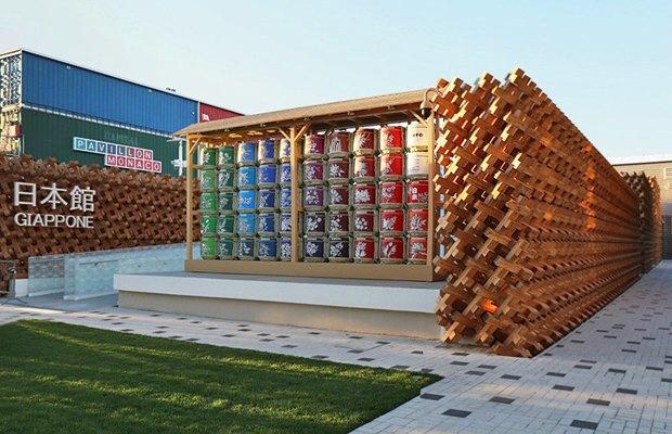 10 павильонов Всемирной выставки, которые помогут накормить планету. Изображение № 11.