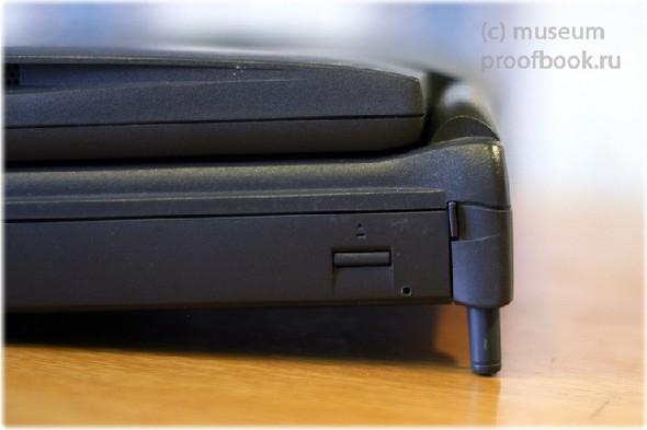 Ретро: Apple Powerbook 3400c200 97года. Изображение № 9.