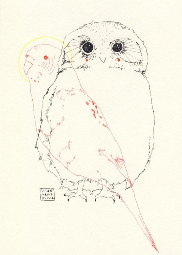 Иллюстрации Charmaine Olivia. Изображение № 22.