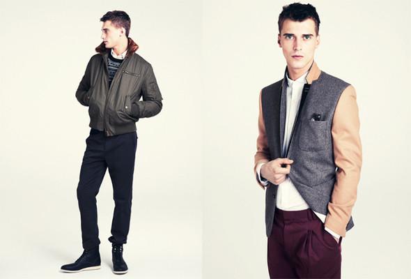 Изображение 8. Лукбук: H&M FW 2011 Menswear.. Изображение № 8.