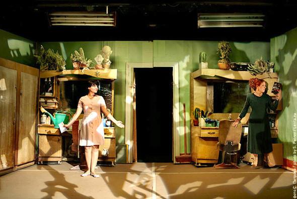 Полина Бахтина: Как я стала театральным художником. Изображение № 14.
