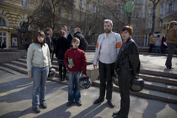 Один день в Москве: Марк Элей. Изображение № 5.