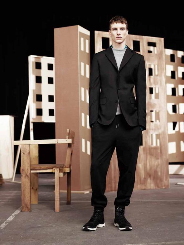Мужские лукбуки: Louis Vuitton, Adidas и другие. Изображение № 32.