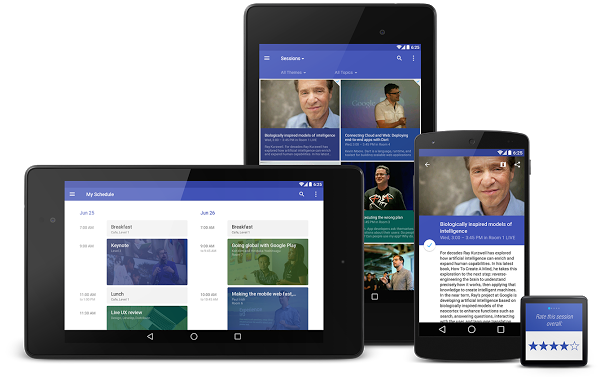 Google опубликовали исходный код своего приложения I/O 2014. Изображение № 1.