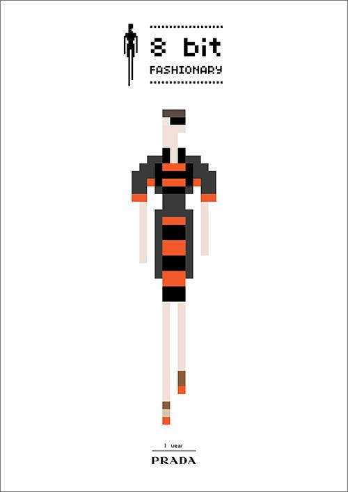 8 bit Fashionary / 8 Модных бит. Изображение № 12.