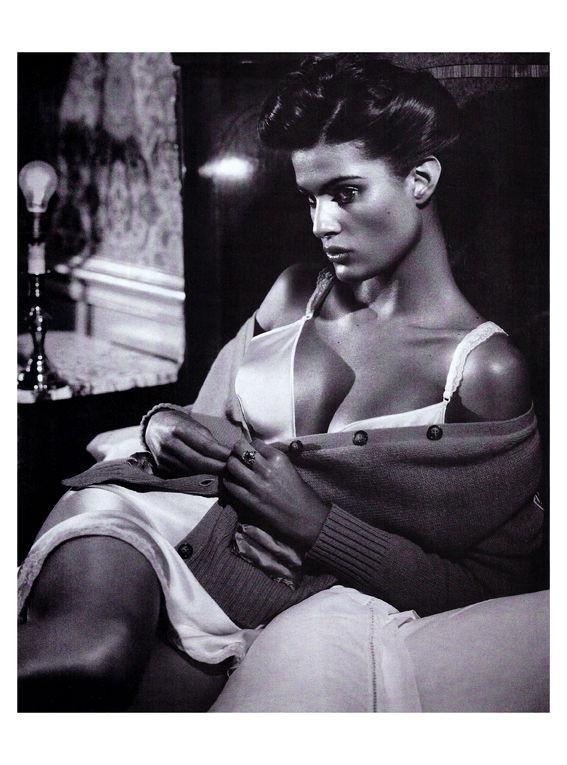 Съёмка: Изабели Фонтана для Vogue. Изображение № 5.