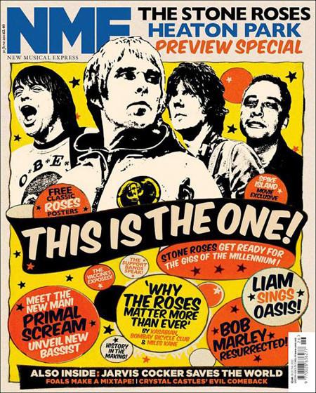 Обложки недели: Bloomberg Businessweek, NME, Huck, Hypebeast. Изображение № 8.