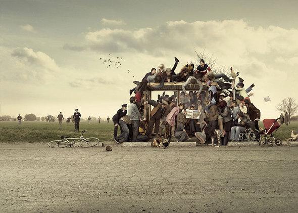 Marc Paeps — бельгийский рекламный фотограф. Изображение № 19.