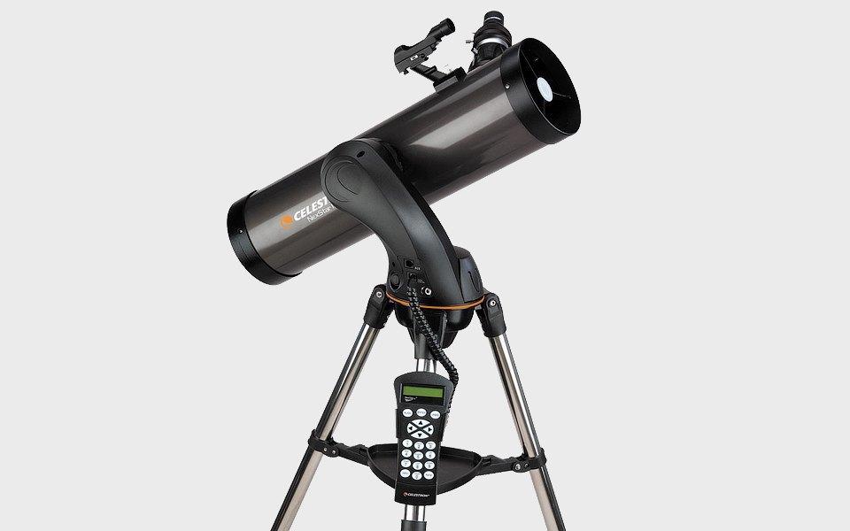 5 домашних телескопов для тех, кто ничего не понимает в астрономии. Изображение № 2.