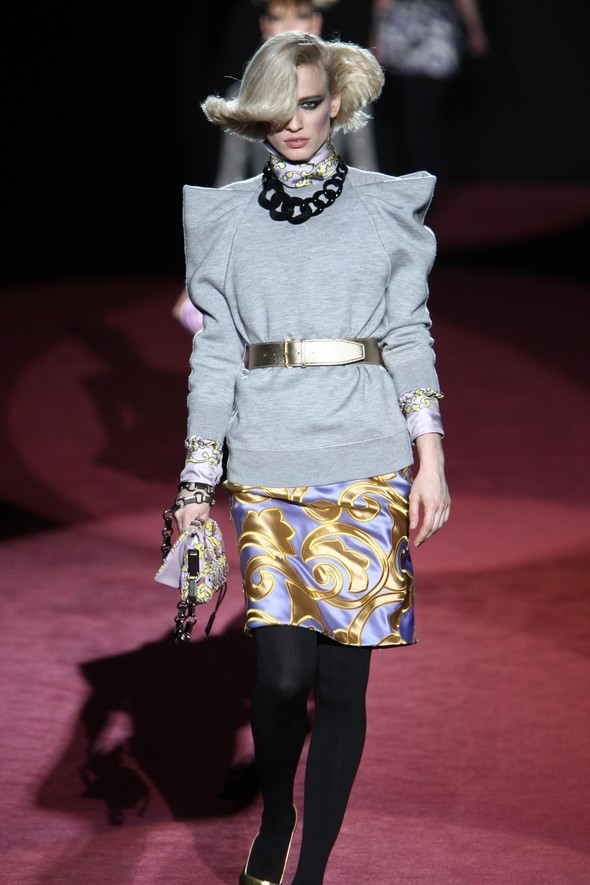 Marc Jacobs fall winter 2009–2010. Изображение № 2.