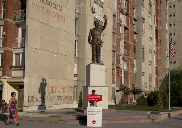 По городам Косова и других балканских стран.. Изображение № 24.