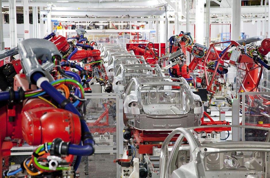 Как создаются электромобили Tesla. Изображение № 12.