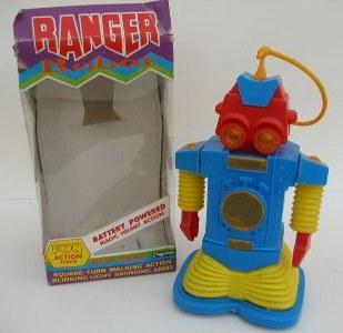 Ретро роботы. Изображение № 8.