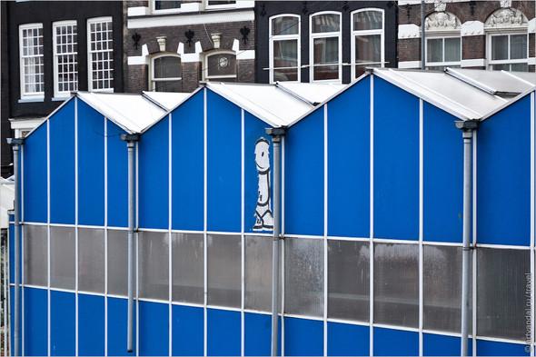 Стрит-арт и граффити Амстердама, Нидерланды. Изображение № 36.