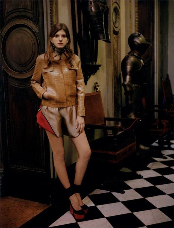 Новые съемки: Vogue, Nylon и другие. Изображение № 29.