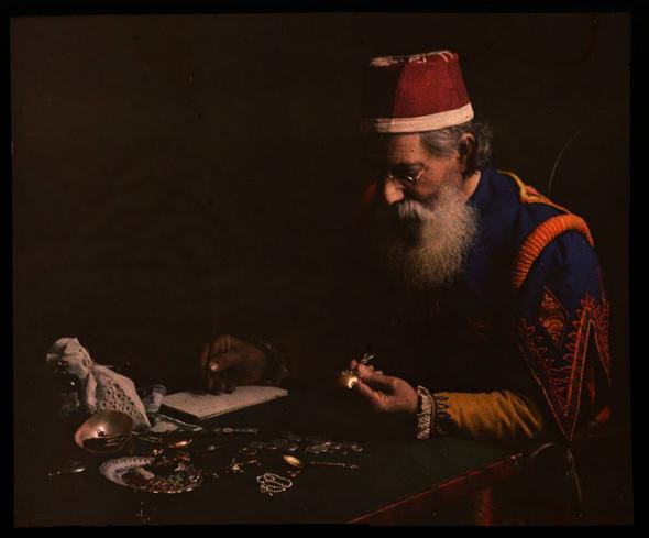 Автохром Люмьер – цветные фотографии начала XX века. Изображение № 32.