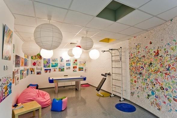 Необычный офис компания ABBYY. Изображение № 5.