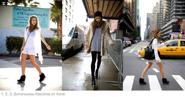 Почему fashion-блоггеры любят Acne?. Изображение № 19.