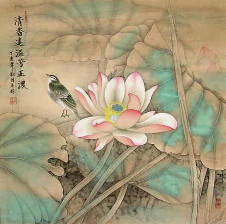 Птицы ицветы. Изображение № 29.