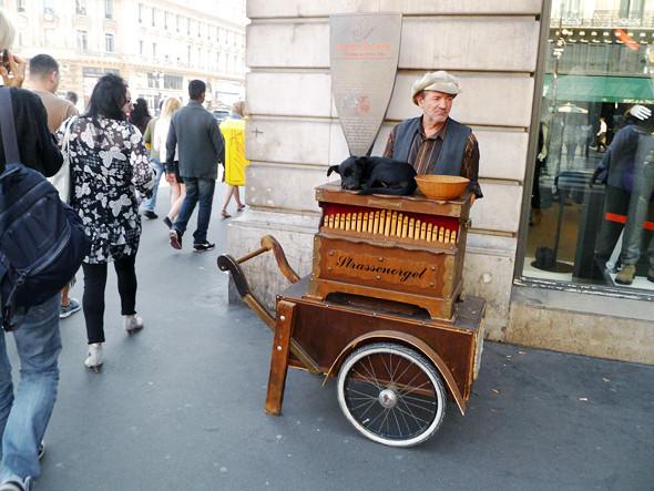 Дневник модели: Первые дни в Париже. Изображение № 10.