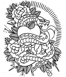 значение татуировки яблоко. Изображение № 7.