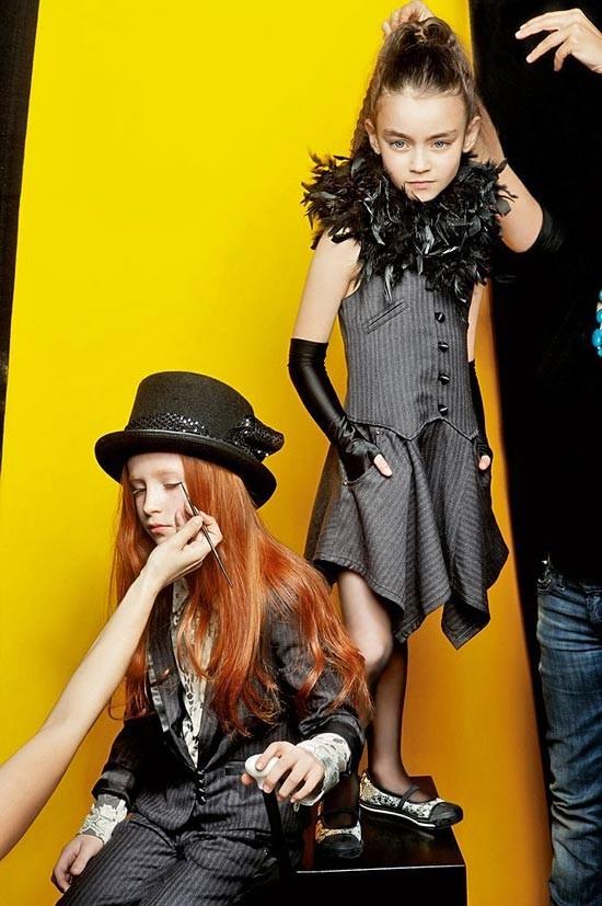 Новая детская одежда отDiesel. Изображение № 13.