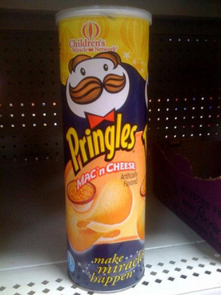 Несъедобное съедобно - какие бывают чипсы. Изображение № 45.
