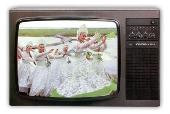 Накаком телевизоре вдетстве тысмотрел мультики?. Изображение № 35.