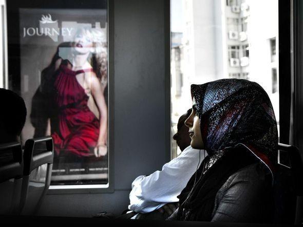 Train Ride, Istanbul. Изображение № 33.