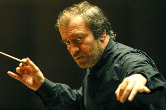 Валерий Гергиев. Изображение № 1.