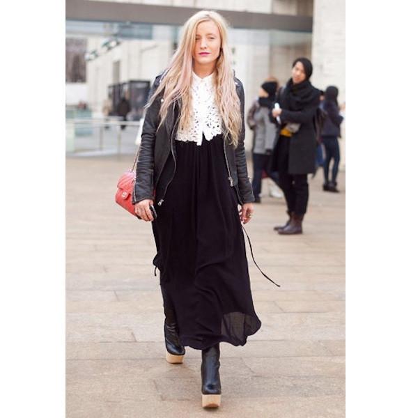 Изображение 179. На полях: 10 тенденций уличного стиля с прошедших недель моды.. Изображение № 179.