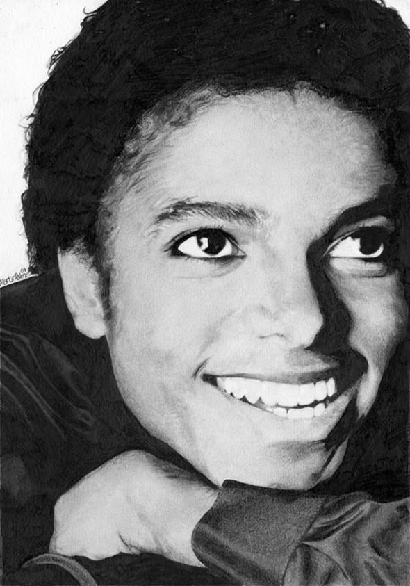 Портреты Michael Jackson. Изображение № 8.