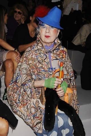 Анна Пьяджи. Модный гардероб. Изображение № 19.