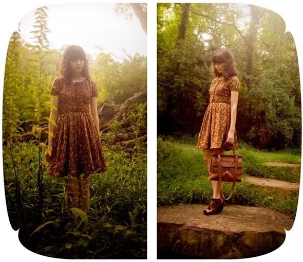 Винтажная принцесса. Блог Rhiannon Leifheit. Изображение № 4.