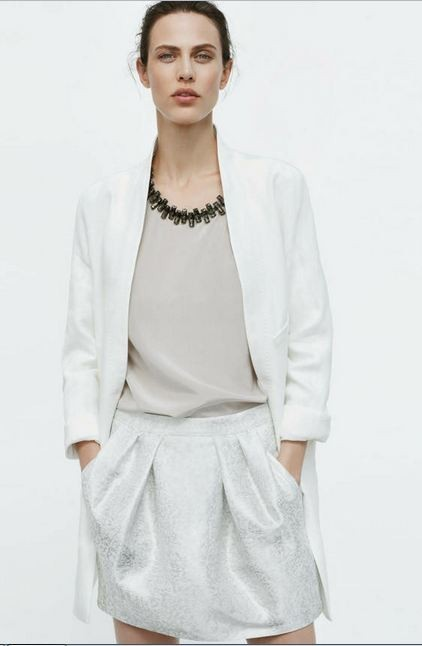 ZARA Lookbook(women june). Изображение № 6.