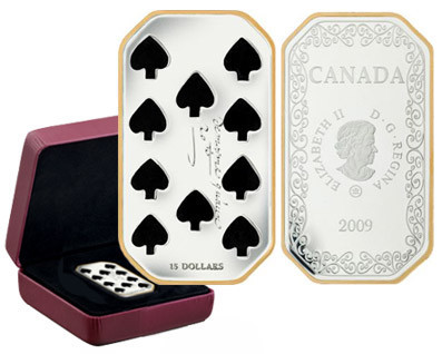 Самые красивые,необычные монеты мира. Изображение № 6.