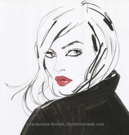 Иллюстратор Жаклин Биссет. Изображение № 49.