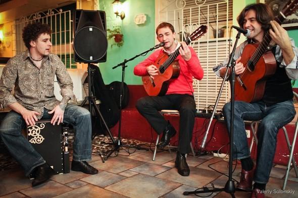 Выступления музыкантов в ресторане O!CUBA (28 фев - 04 мар 2012). Изображение № 1.