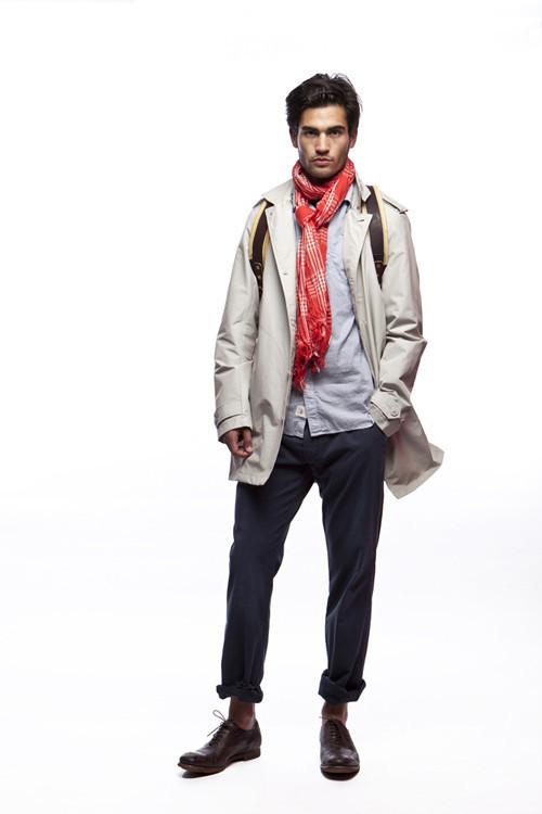 Лукбук коллекции Woolrich S/S 2012. Изображение № 14.