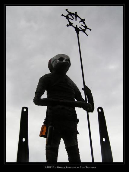 Аксель Торвениус. Смерть, женщины, искусство. Изображение № 4.