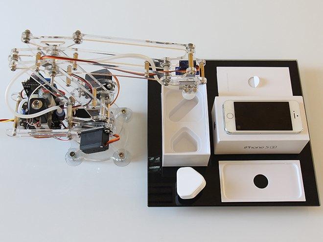 Представлена доступная рука-робот uArm. Изображение № 4.