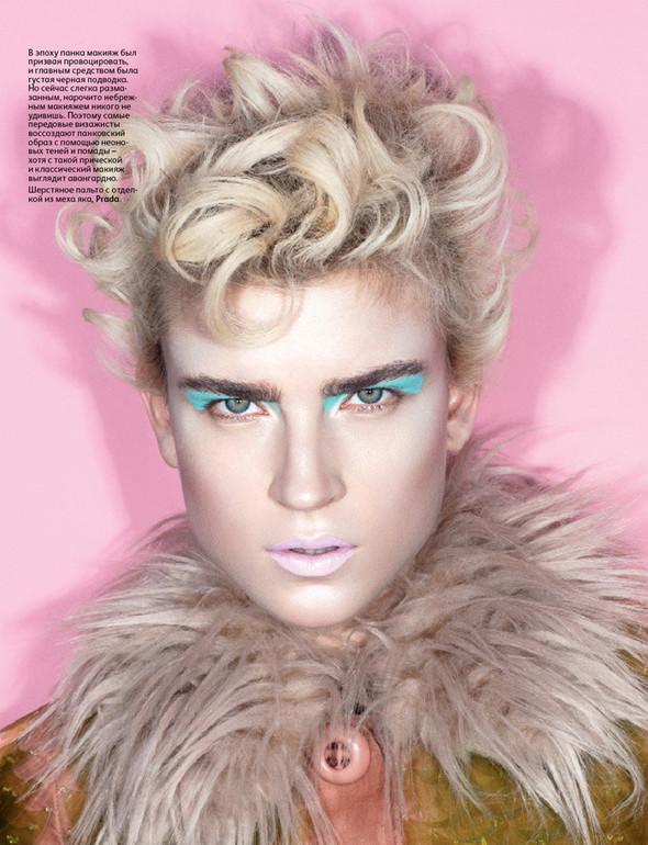 Съёмка: Виктор Демаршелье для российского Vogue. Изображение № 5.