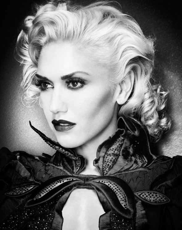 Съёмка: Gwen Stefani 4 InStyle November 2011. Изображение № 3.