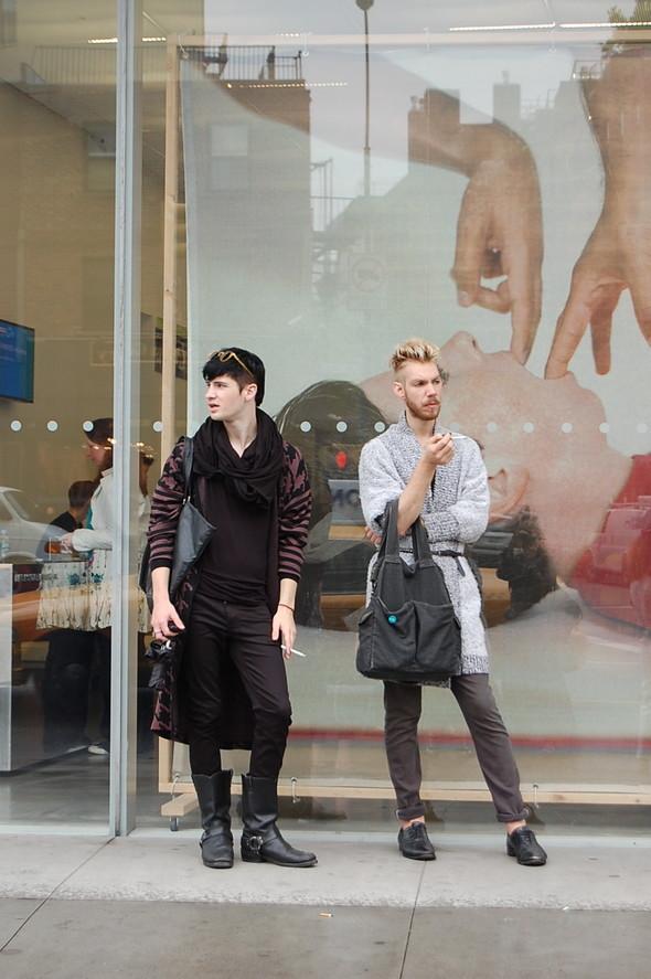 Люди Нью-Йорка. Изображение № 13.