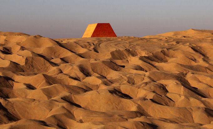 В ОАЭ построят самый большой и дорогой памятник в мире. Изображение № 1.